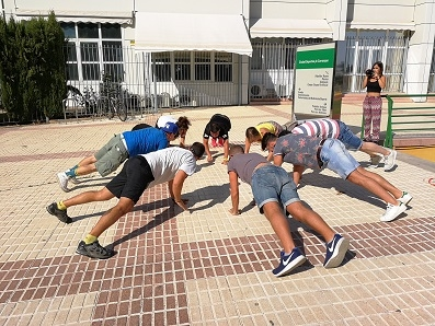 """SPORT FOR LIFE a Street Workout"""